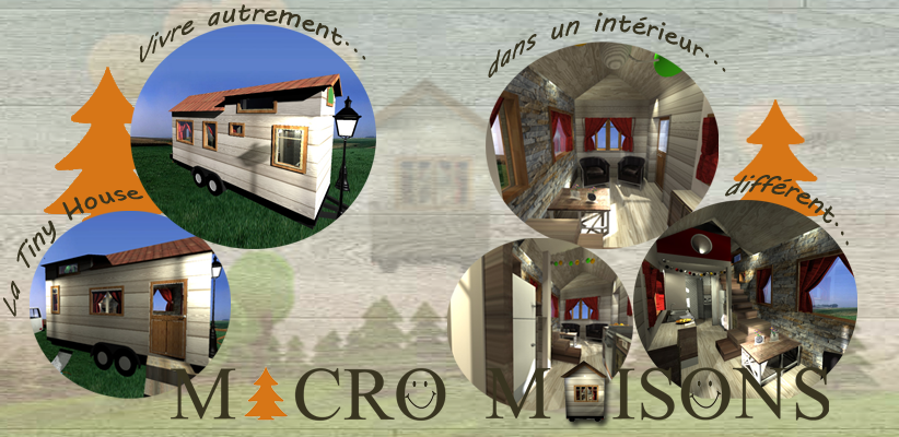 Le concept Tiny house made in France.