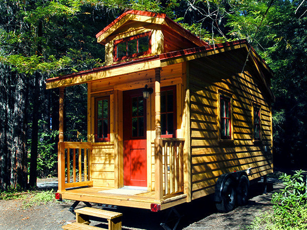 Tumbleweed interview d 39 un pionnier du mouvement tiny for Create a tiny house online