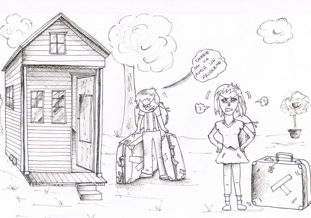 Etes-vous prêt pour vivre dans une Tiny house ?