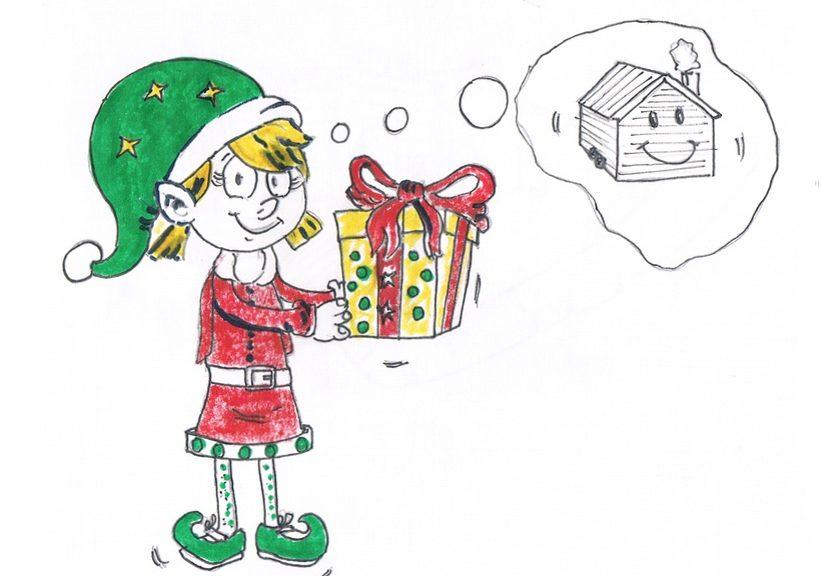 Quel cadeau choisir pour une personne adepte de Tiny house ?