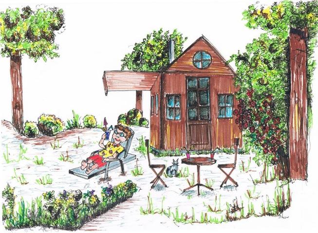 Pour une Tiny house écologique et économique.