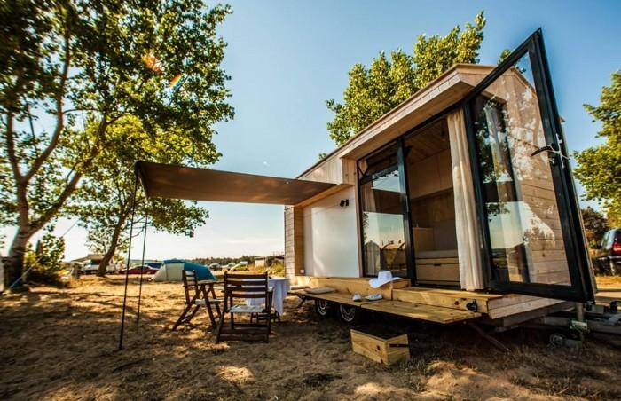 Une Tiny house pour une belle résidence secondaire