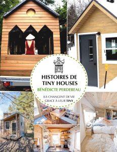 couverture du livre histoires de tiny houses