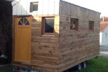 Un projet de Tiny house, destination la Martinique !