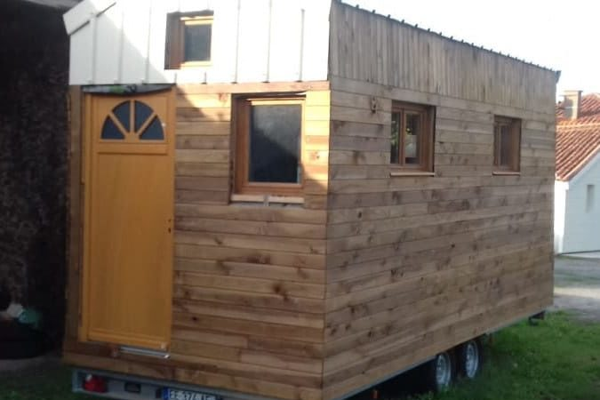 Un projet de Tiny house, destination la Martinique !