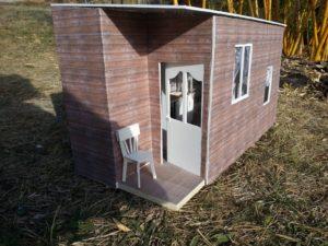 La nouvelle maquette de Tiny house.